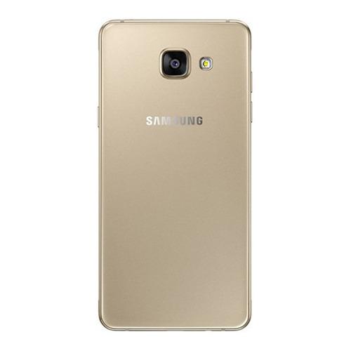 Телефон Samsung A510F/DS Galaxy A5 (2016) Gold фото 2