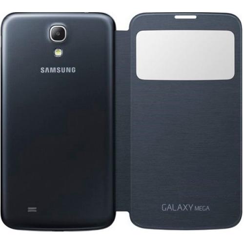 Чехол - книжка Samsung S View Galaxy Mega 6.3 I9200 Black
