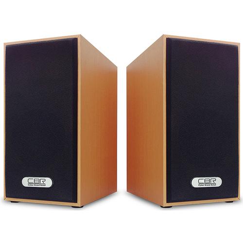 Колонки CBR CMS 635 3 Вт*2 2.0 Wooden