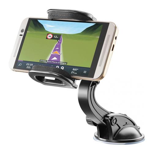 Держатель в авто CellularLine Pilot Techno универсальный для смартфонов