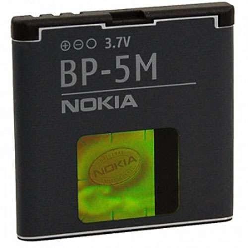 Аккумулятор для Nokia 6500/8600/6110/5700/5610 (BР-5М), Goodcom, 900 mAh
