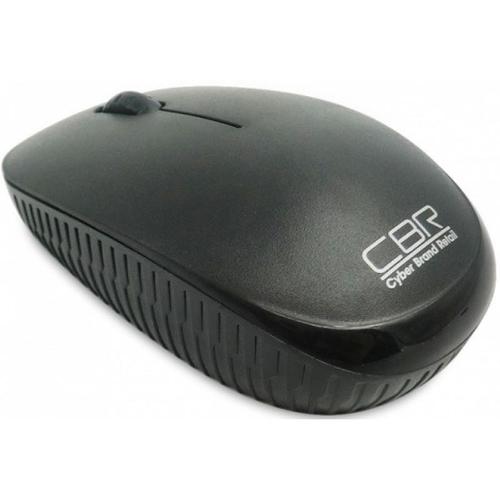 Беспроводная мышь CBR CM 414 USB Black фото