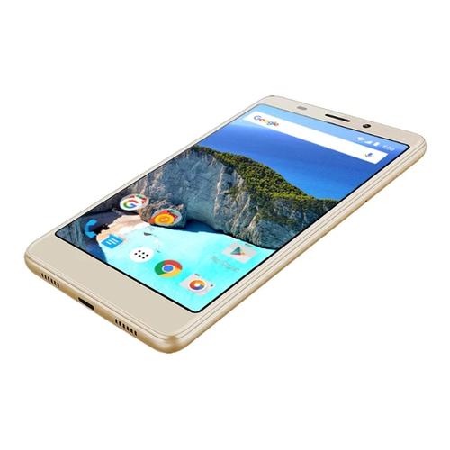 Телефон Vertex Impress Lagune 4G Gold фото