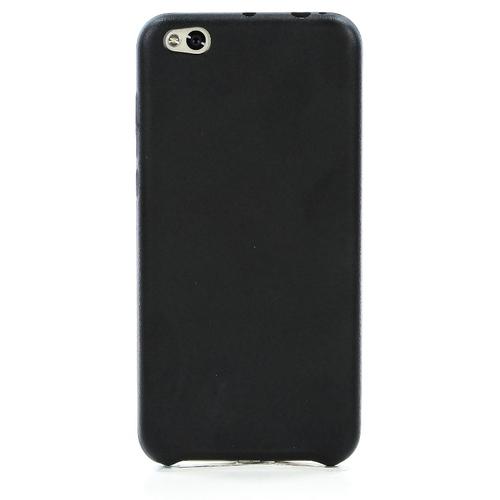 Накладка кожаная G-Case Slim Premium для Xiaomi Mi5C Black