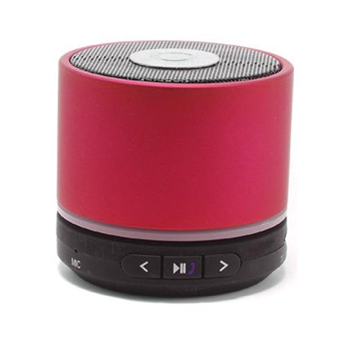 Колонка Musik S10 (microSD + Bluetooth) Red