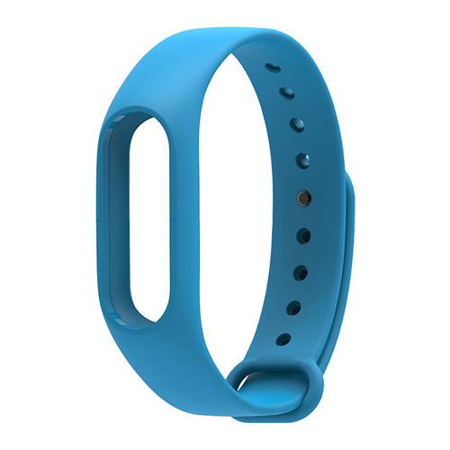 Ремешок для фитнес-браслета Xiaomi Mi Band 2 Blue фото
