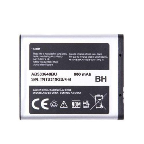 Аккумулятор для Samsung c3050/j200/s8300/s7350/j210 (AB533640BU), Goodcom, 880 mAh