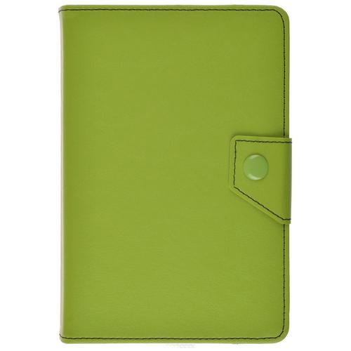 """Чехол-книжка ProShield Universal Slim универсальный 8"""" с клипсой Green"""