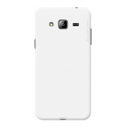 Накладка пластиковая Deppa Air Case Samsung Galaxy J3 (2016) White