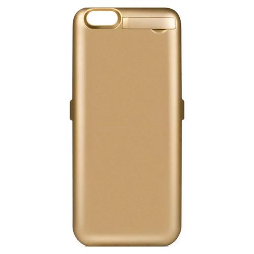 Накладка-аккумулятор DF iBattery-14 Slim iPhone 6/6S 3000mAh Gold