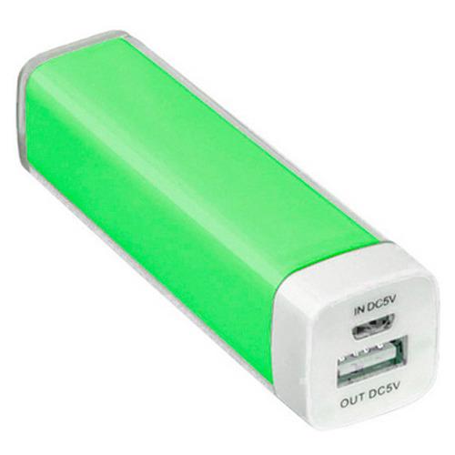 Внешний аккумулятор SmartBuy Ez-Bat 2000 mAh (SBPB-1030) Green