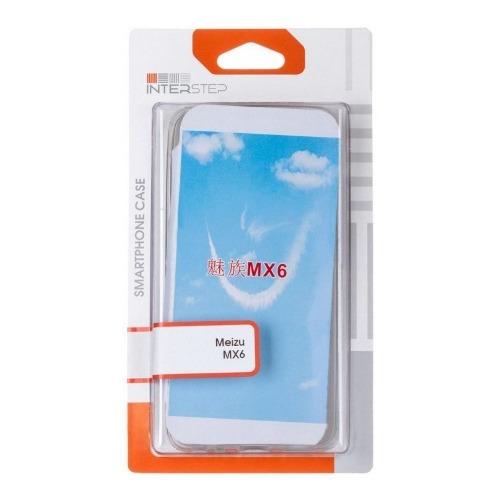 Накладка силиконовая IS Slender Meizu MX6 Clear фото