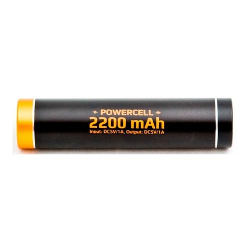 Внешний аккумулятор Qumo PowerAid PowerCell 2200 mAh (без кабеля) Black фото 2