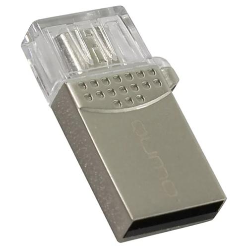 USB Flash drive Qumo Keeper (64Gb) USB 2.0/micro USB