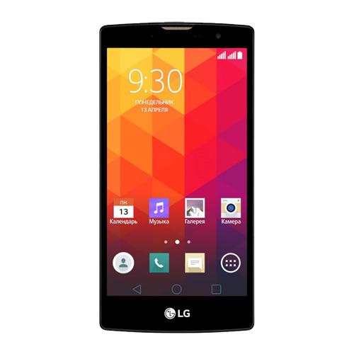 Телефон LG H502 Magna Black Gold