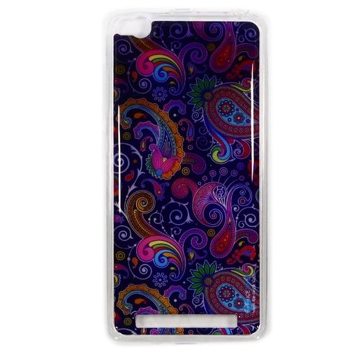 Накладка силиконовая IceTwice Xiaomi Redmi 3 Узор №1036
