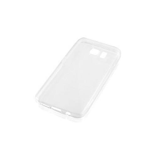 Накладка силиконовая Goodcom Ultra slim Samsung Galaxy S7 Edge White