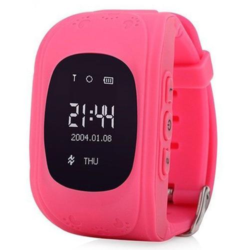 Умные часы Smart Baby Watch Q50 Pink
