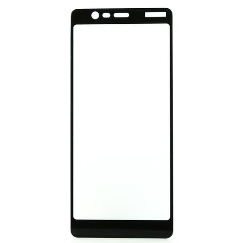 Защитное стекло TFN Nokia 5.1 Full Screen Cover Black фото