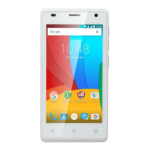 Телефон Prestigio MultiPhone 3458 Wize O3 White