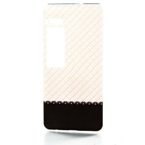Накладка силиконовая Goodcase Meizu Pro 7 Ванильные вафли
