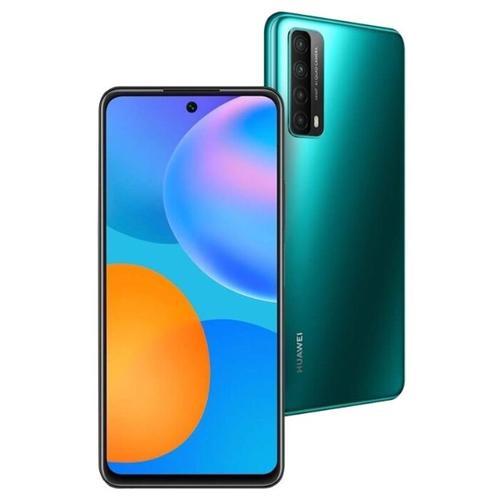 Телефон Huawei P Smart (2021) Crush Green фото