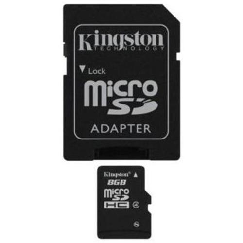 Карта памяти на 8 Гб Goodcom microSD