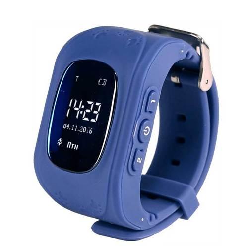 Умные часы Smart Baby Watch Q50 Dark Blue