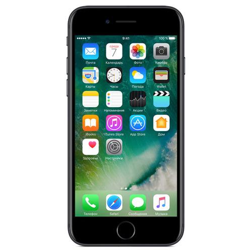 Смартфон Apple iPhone 7 256Gb Black фото