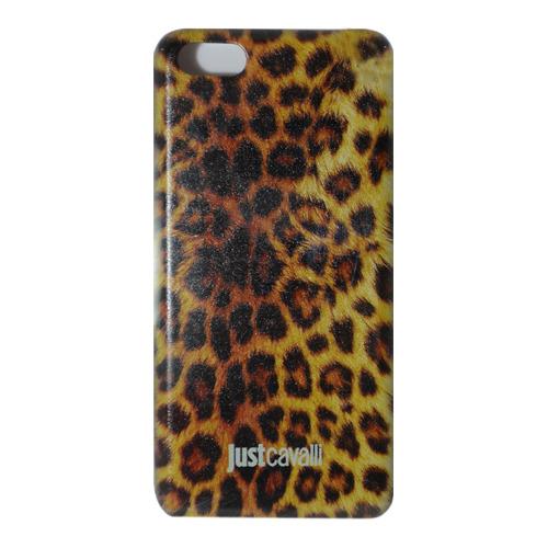 Накладка пластиковая QRCase iPhone 5C Леопард N175B
