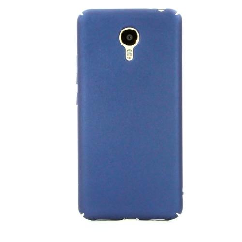 Накладка пластиковая Goodcase Meizu M3 Note Blue