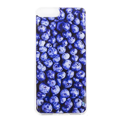 Накладка силиконовая IceTwice iPhone 7 Plus Черника №1016