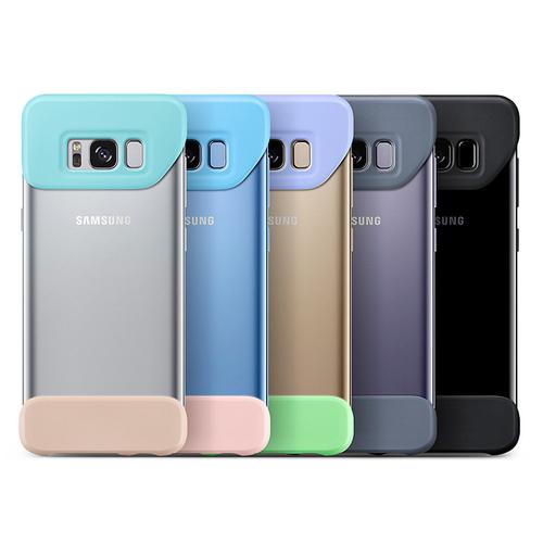 Комплект чехлов Samsung Cover для Galaxy S8 (EF-MG950KMEGRU)