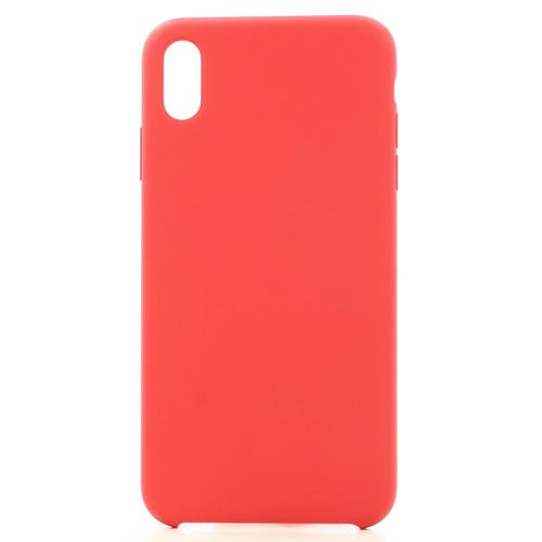 Накладка силиконовая uBear Touch Case iPhone Xs Max Red