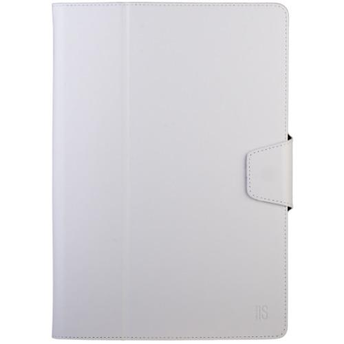 Чехол-книжка InterStep Vels р7М 7.5-8' для эл. устройств кожаный белый