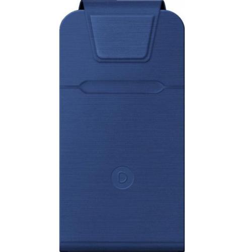 """Чехол-флип Deppa Flip Fold S универсальный (3.5""""-4.3"""") Blue фото"""