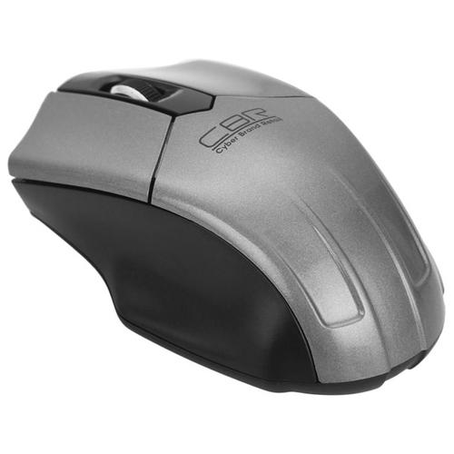 Беспроводная мышь CBR CM 677 USB Grey