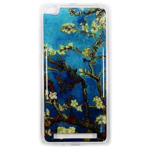 Накладка силиконовая IceTwice Xiaomi Redmi 3 Яблоня №503