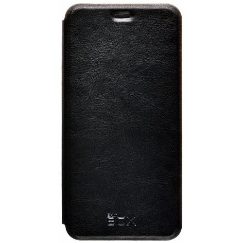 Чехол - книжка skinBox Lux Xiaomi Mi5 Black