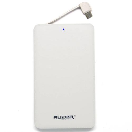 Внешний аккумулятор AUZER AP4400 mAh White