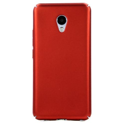 Накладка пластиковая Goodcase Meizu M5 Red
