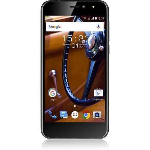 Телефон Fly FS526 Power Plus 2 Black
