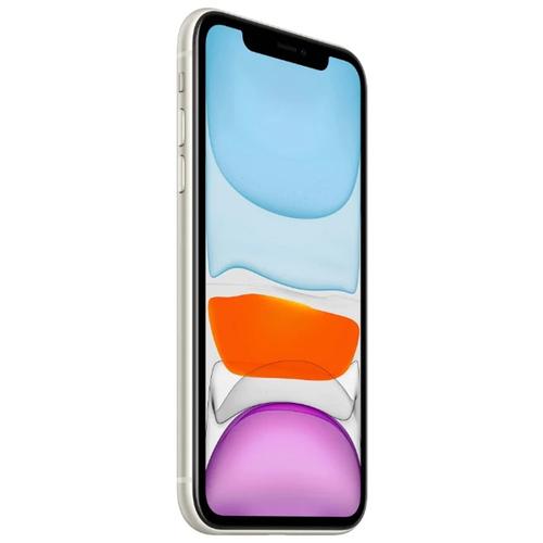Телефон Apple iPhone 11 64Gb White фото