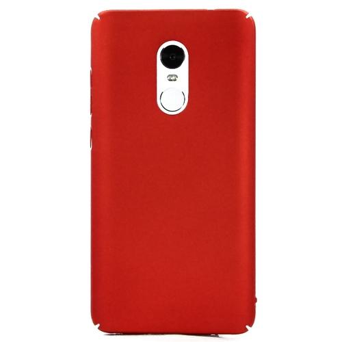 Накладка пластиковая Goodcase Xiaomi Redmi Note 4 Red