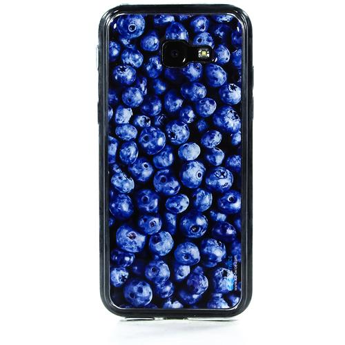 Накладка силиконовая на Samsung Galaxy A5 (2017) IceTwice  Черника №1016
