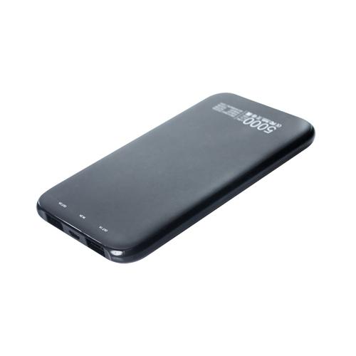 Внешний аккумулятор Partner Slim 5000 mAh Black
