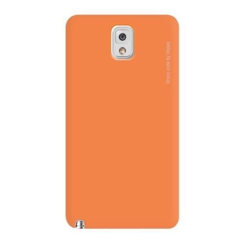 Накладка пластиковая Deppa Air Case Samsung Galaxy Note 3 Orange
