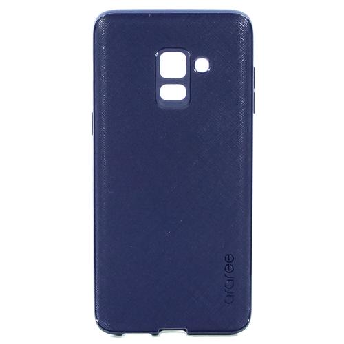 Накладка пластиковая Araree Samsung Galaxy A8 (2018) Airfit Prime Blue (GP-A530KDCPBIB)