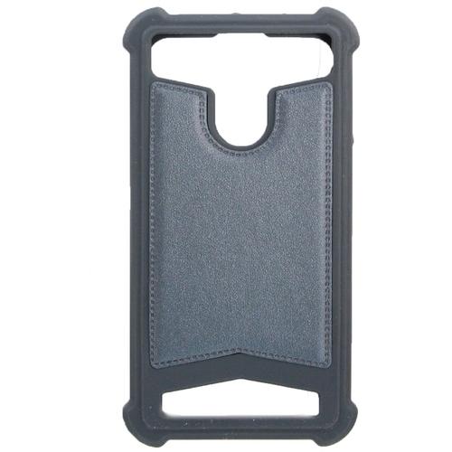 """Универсальная задняя панель Gresso классик 4,7-5,0"""" Grey"""