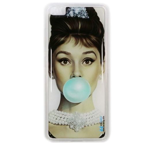 Накладка силиконовая IceTwice Xiaomi Mi5 Одри Bubble Gum №961